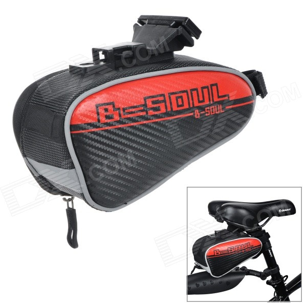 YA151 Personalized Cycling Bike Bicycle Saddle Seat Tail Bag