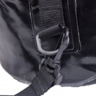 Acecamp 2460 Outdoor Sports Waterproof Bag w/ Handle & Detachable Shoulder Strap - Black (10L)