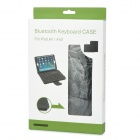 Desmontable Bluetooth v3.0 64-Key Keyboard Case w / Stand para IPAD AIR 2 - Negro