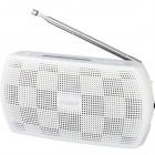 Sony-SRF-18-Portable-Stereo-Radio-White