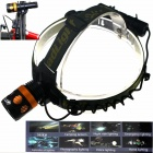 ZHISHUNJIA-KL244-900lm-3-Mode-Mechanical-Zoom-LED-Headlamp-Bike-Light-Flashlight-Black