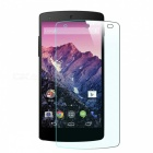 Protective Tempered Glass Screen Protector for Google Nexus 5 - Transparent