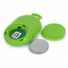 Wireless Bluetooth V4.0 Anti-Lost Alarm & Selfile Camera Remote Shutter for IPHONE / IPAD - Green