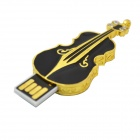 Violin-Shaped-USB-Flash-Drive-Black-2b-Gold-(16G)