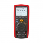 UNI-T UT505A Handheld Insulation Resistance Tester Multimeter - Deep Grey + Red (6 x AAA)