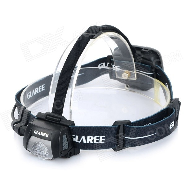 GLAREE M50 200lm 5-Mode Warm White LED Headlamp - Black (3 x AA)