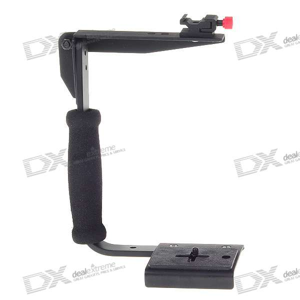 Universal Professional Flash Metal Bracket Mount for Camera