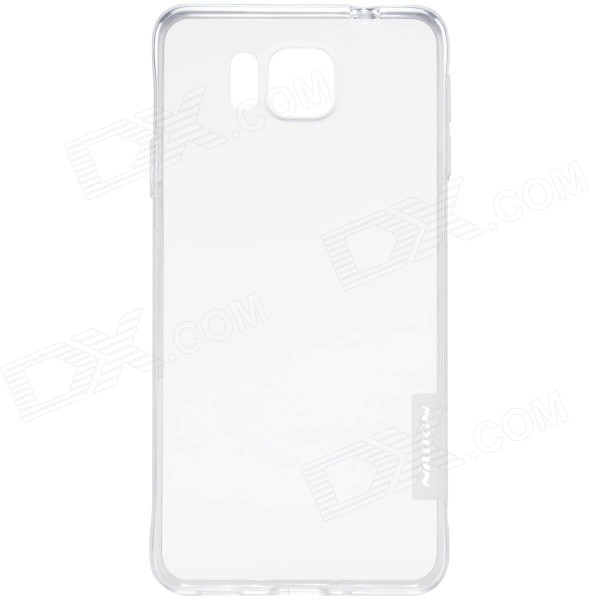 Nillkin Ultra-thin Protective TPU Back Cover Case for Samsung Galaxy Alpha G850F - Transparent