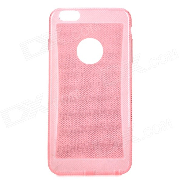 Protective TPU Back Case for IPHONE 6 PLUS - Translucent Pink