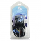 YD-023 35lm 2-Mode White Light Headlamp - Bluish Green (4.5V / 3 x AAA)