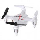 SYMA-X12-24GHz-4-Channel-6-Axis-Gyro-Mini-RC-Quadcopter-Aircraft-Toy-White