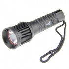 TrustFire TR-DF007 LED 750lm Stepless Adjusted Dimming Diving Flashlight - Black(1 x 26650)