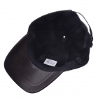 NEJE ZJ0081-2 Men's Casual Adjustable Baseball Cap - Brown
