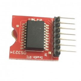 DS3234-Real-time-Clock-Module-for-Arduino-Red