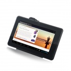 "ACSON Y176S 7"" Android 4.0 Car GPS Navigator w/ Wi-Fi / Camera / USA + Canada Map - Black (8GB)"