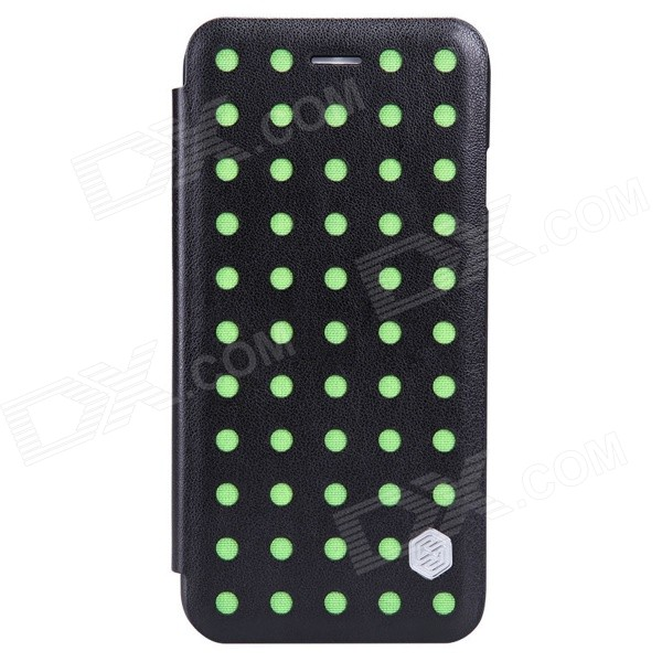 "NILLKIN POP Series Protective PU Leather Case for IPHONE 6 4.7"" - Green"
