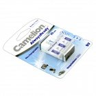 Camelion AlwaysReady faible auto-décharge 200mAh NiMh accu 9V