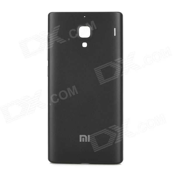 Original Replacement Plastic Back Cover for Xiaomi Redmi 1S - Black