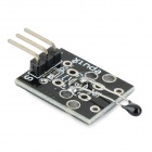 Temperature Sensor Module for Arduino - Black (Works with Official Arduino Boards)