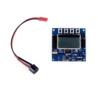 KK2.1 LCD Multirotor Flight Control Board with Version 1.9S Firmware - Blue