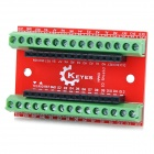 KEYES EB0057 NANO IO Expansion Board Shield for Arduino - Red + Green