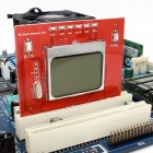 Computer Main Board Fault Error Analyzer Tester Diagnostic Card Module w/ PCI Interface / LCD Screen