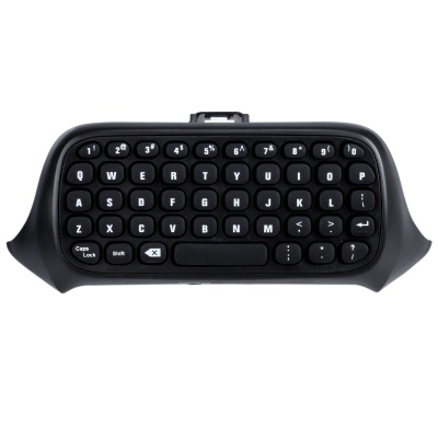 Wireless 47-Key Keyboard for XBOX ONE Controller - Black