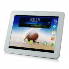 "Ampe A90 3G 9,7 ""Android 4.2 Quad-Core Tablet PC w / 8GB ROM, TF, GPS, Wi-Fi, Bluetooth-bílá"