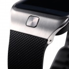 "No.1 G2 1.54"" Bluetooth Smart Watch w/ Heart Rate, Pedometer - Black"