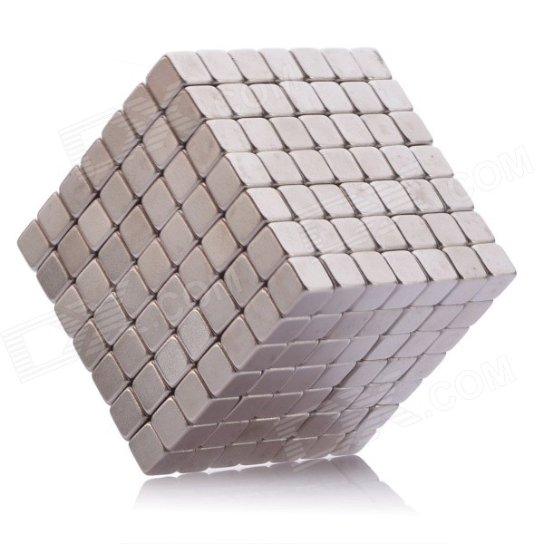 5mm Neodymium Magnet Cube DIY Puzzle Set Toy