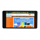"FineSource Android 4.4 Dual-Core WCDMA Bar Phone w/ 5.5"", 4GB ROM, Wi-Fi, GPS, OTA - Black"