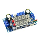 Jtron-5A-DC-DC-Multifunction-Double-Display-Voltmeter-Buck-Module-Blue