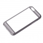 USAMS Ultrathin Protective PC + TPU Bumper Frame Case for IPHONE 6 - Grey