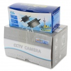 "SEEHOO SE-TR3081 1/3"" CCD 700TVL CCTV Camera Outdoor Waterproof w/ 36-IR-LED - Silver (US Plugs)"