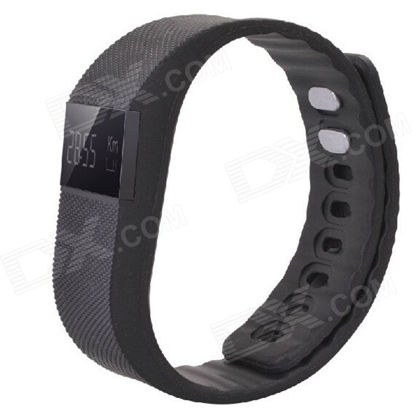 TW64 0.49 OLED Bluetooth 4.0 Smart Bracelet Wristband