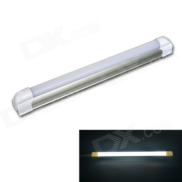 JIAWEN T5 4W Neutral White LED Fluorescent Tube Light (30cm)Form  ColorWhite + Silver,?+??Color BINNeutral WhiteModelT5-03B-4W-001-CWMaterialPC + AluminumQuantity1 DX.PCM.Model.AttributeModel.UnitPower4WRated VoltageAC 100-240 DX.PCM.Model.AttributeModel.UnitConnector TypeOthers,T5Emitter TypeOthers,3014 SMD LEDTotal Emitters30Theoretical Lumens300 DX.PCM.Model.AttributeModel.UnitActual Lumens300 DX.PCM.Model.AttributeModel.UnitColor Temperature5000K,6000-6500KDimmableNoBeam Angle120 DX.PCM.Model.AttributeModel.UnitPacking List1 x Tube lamp1 x Connector1 x Wire2 x Clips2 x Screws<br>