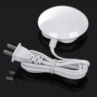 XY-4U Universal 5V / 2.1A & 1.0A Suction Cup 4-USB Quick Charger / Power Adapter - White (US Plugss)