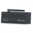 Quad-Core Android 4.4 4K TV Player w/ 2GB RAM, 8GB ROM - Black (EU)