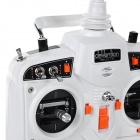 Walkera DEVO10 2.4GHz 10-Channel Mode1 R/C Transmitter - White