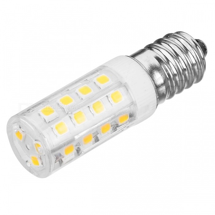 Buy JR-LED E14 5W LED Corn Light Warm White 3000K 400lm 2835 SMD (AC 220V) with Litecoins with Free Shipping on Gipsybee.com