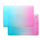 Matte-Hard-Protective-Case-for-MACBOOK-AIR-133-Pink-2b-Blue