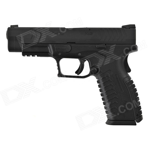 Buy Tokyo Marui XDM.40 GBB Pistol-Black with Litecoins with Free Shipping on Gipsybee.com