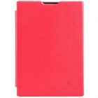 NILLKIN Protective Flip Open Case for BlackBerry Passport - Red
