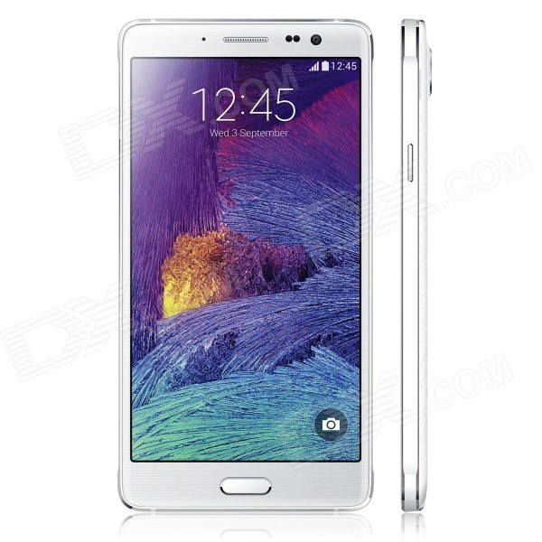 Uhappy UP570 Android Quad-Core 3G Phone w/ 1GB RAM, 8GB ROM - White