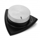 Portable Bluetooth V4.0 Speaker w/ Volume Control- Silver + Black