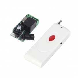 6cac5e5df9f5 ZnDiy-BRY ZBYB29 Mini Wireless Remote Control Switch + High Power Single  Key Remote Control