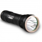 KOMAES AL9523 290lm 5-Mode White Light LED Flashlight w/ Strap