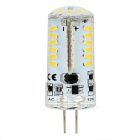 JRLED G4 5W 400lm 57-SMD 3014 Warm White Light Corn Lamps (2PCS)