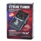 NUX Strum Tuner for Electric Guitar / Bass - Black (1 * 6LR61)