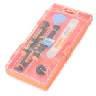 JAKEMY JM-8141 7-in-1 Mobile Phones Repairing Tool Set - Black